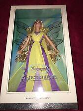 The Fairytopia Enchantress Barbie Doll Silver Label 2004 NRFB NEW