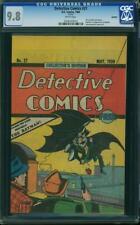 Detective Comics #27 CGC 9.8 DC 1984 1st Batman! Oreo Cookie Reprint! H7 210 cm