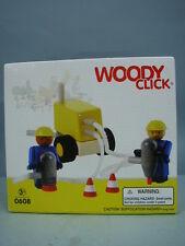 Woody Click Constuction Compresser Set #0608 NRFB by Alsuna