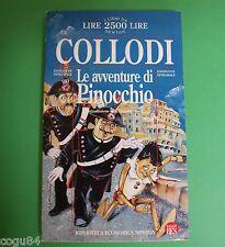 Collodi - Le Avventure Di Pinocchio - Ed. Economici Newton 1995
