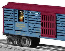 Lionel The Polar Express Reindeer Car o gauge train # 1928410 Nib Nr New!