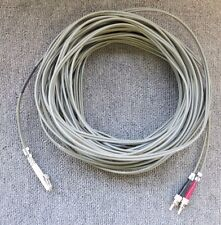 Fibre Optic Multi-Mode OM2 Grey Patch Lead Cable ST Male To LC Male 15M