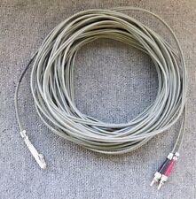 Fibre ottiche Multi-mode OM2 Grigio Patch Lead Cavo Maschio ST a LC maschio 15 M