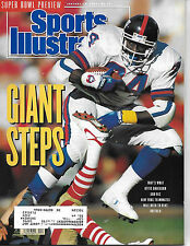 SPORTS ILLUSTRATED - SUPER BOWL PREVIEW FROM JANUARY 28, 1991