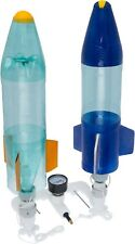 Double Rocket Launcher for Water & Soda Bottles.Mpg-base+O-triggers.Low shipping
