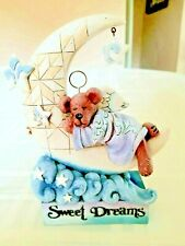 Jim Shore Boyds Angel Slumberbeary...Sweet Dreams