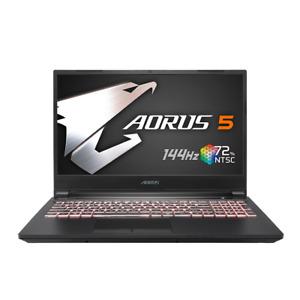 Gigabyte AORUS 5 - 144Hz IPS | i7-9750 2.6GHz |GTX 1650 4GB - 1TB HDD + 256 SSD