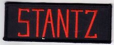 STANTZ GHOSTBUSTERS NAMETAPE PATCH - GBS13