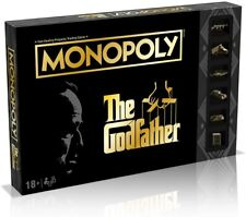 Winning Moves Monopoly The Godfather Board Game