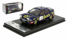 Subaru Limited Edition Diecast Rally Cars