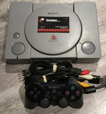 Sony PlayStation Launch Edition Gray Console (SCPH-9001) #015