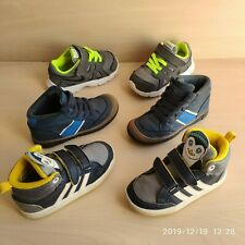 kids or boys shoes lot, excellent condition, size 8 US 25 EU, adidas nike