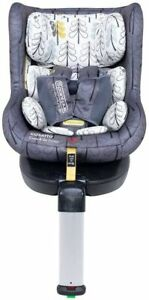 Brand new Cosatto Come & go rotate Car Seat in Fika Forest from birth to 4 years