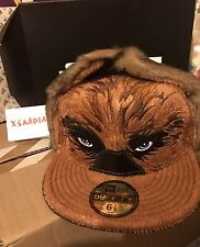 New Era x Star Wars Chewbacca Limted Edition 6 7/8 Cap Brand New In Box