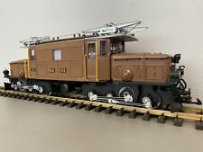 LGB 2040 :: Rhaetian Railway Brown Crocodile Electric Loco (Road Number 413)