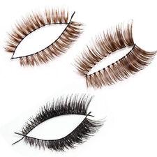 Maquillage naturel sans marque pour les yeux