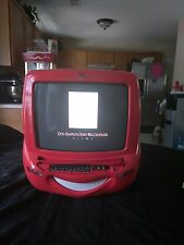 "Disney DTD1363-CAR TV/DVD Combo 13"" CRT Television( No Remote)"