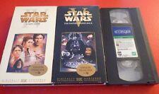 Coffret VHS French Movie Box Set La Guerre des Étoiles ! Star Wars