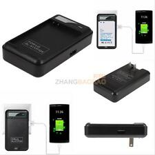 New USB Battery Wall Home Travel Charger Dock Cradle Adapter For LG G4 US Plug