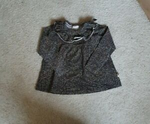 Pomp de lux Tunika Shirt Herbstlich 92 Skandi