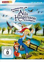 NILS HOLGERSSON - DIE WUNDERBARE REISE DES KLEINEN NILS(ANIMATIONSFILM) DVD NEU