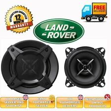 """Land Rover Defender 90 replacement dash speakers 4"""" speaker 2 way coaxial"""