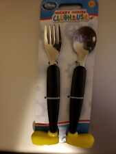 Disney Mickey's Clubhouse Spoon and Fork Flatware set