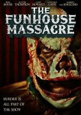 THE FUNHOUSE MASSACRE (Robert Englund) - DVD - Region 1