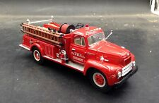 FIRST GEAR 1957 International R-190 Fire Truck Engine FARMALL 1:34 10-3064
