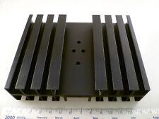 Aluminium Heatsink TO3 Mount 18 Fin 101 x 130 x 31mm MBH006F