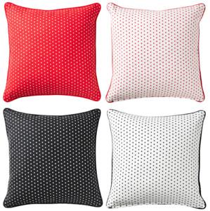 IKEA Malinmaria Cushion Cover POLKA DOT 50 X 50 CM 100% COTTON 2 Colours P&P
