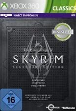 Xbox 360 The Elder Scrolls V Skyrim Legendary Edition Sehr guter Zustand
