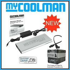 NEW MYCOOLMAN Portable Power Pack for Fridges LED Display Lithium Battery Power
