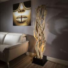 Halogen Wooden Modern Lamps