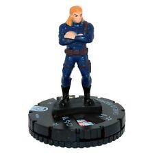 Marvel Heroclix Nicky fury agent of shield-Shield Garde du corps #006a