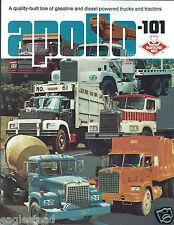 Truck Brochure - Diamond Reo - Apollo-101  (T1424)