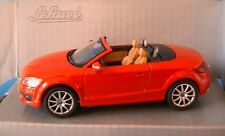 AUDI TT ROADSTER RED SCHUCO JUNIOR # 3311008 1/43 ROSSO