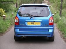 Roof spoiler for OPEL VAUXHALL ZAFIRA A MK1 TAILGATE TRIM REAR WING GSI COVER