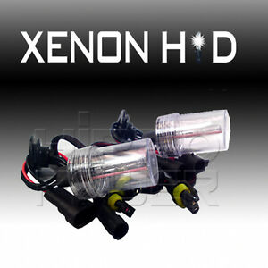 H1 6000K HID Xenon Conversion Kit Replacement Fog Light Bulbs