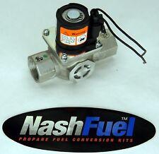 ONAN 307-0312 12V DC LOCKOFF LOCK OFF LPG CNG NATURAL GAS LOW PRESSURE PROPANE