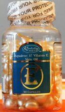 Squalene & Vitamin E Skin Oil, 90 Capsules
