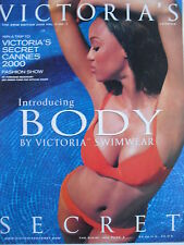 TYRA BANKS  Swim Edition 2000 Victoria's Secret Catalog