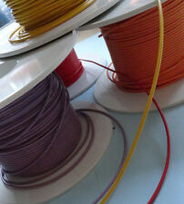 10m Car Automotive Electrical Cable Wiring 2.0mm² 33 COLOUR COMBINATIONS