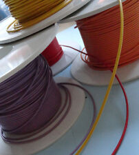 20m Car Automotive Electrical Cable Wiring 2.0mm² 33 COLOUR COMBINATIONS