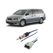 Honda Odyssey 2005-2010 Factory Stereo to Aftermarket Radio Antenna Adapter