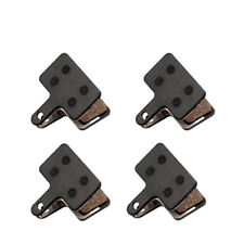 4 Pairs Bicycle Resin Disc Brake Pads For Shimano M355/M375 Draco WS/Aquila part