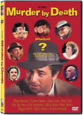 Murder By Death [New DVD] Dubbed, Subtitled, Widescreen