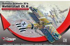 MIRAGE HOBBY 481308 1/48 Schusta/Schlasta 27 b Halberstadt CL.II