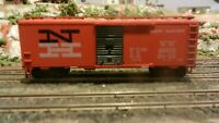 Athearn HO BB Vintage 40' Boxcar, New Haven, Exc.