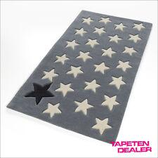 EUR 82,50/qm / Teppich Sterne / Teppich Rock Star Baby / RS711 / 80 cm x 150 cm